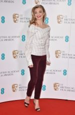 NATALIE DORMER at EE British Academy Film Awards Nominations Announcement in London 01/09/2018