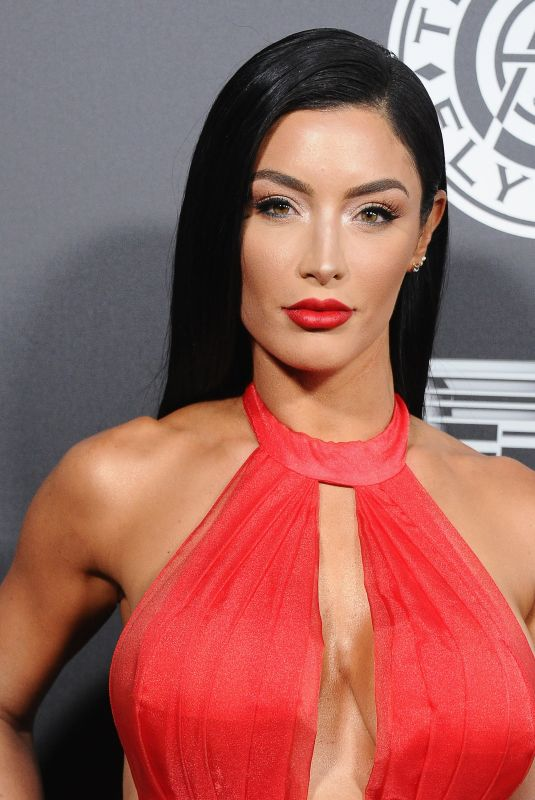 NATALIE EVA MARIE at The Art of Elysium Heaven in Los Angeles 01/06/2018