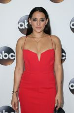 NATALIE MARTINEZ at ABC All-star Party at TCA Winter Press Tour in Los Angeles 01/08/2018