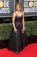 NATALIE MORALES at 75th Annual Golden Globe Awards in Beverly Hills 01/07/2018