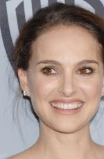 NATALIE PORTMAN at Instyle and Warner Bros Golden Globes After-party in Los Angeles 01/07/2018
