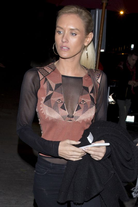 NICKY WHELAN Arrives at Craig