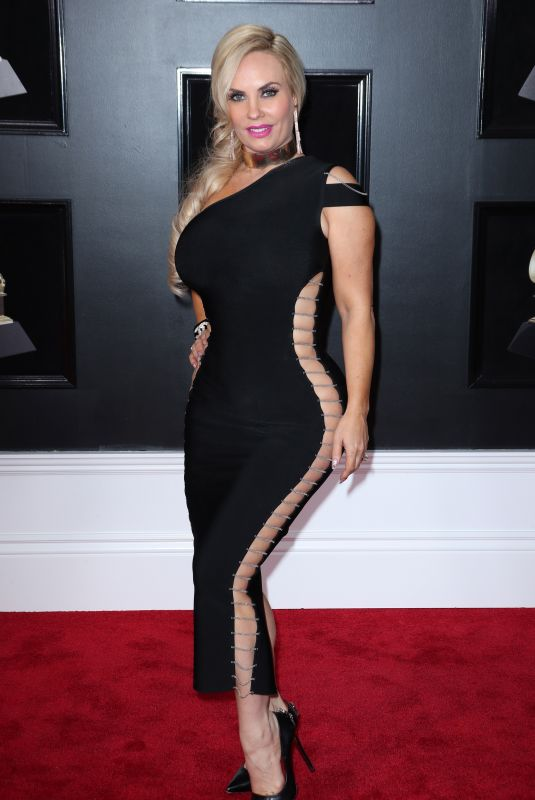 NICOLE COCO AUSTIN at Grammy 2018 Awards in New York 01/28/2018
