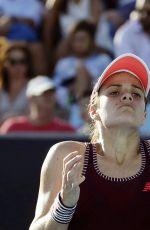NICOLE GIBBS at Australian Open Tennis Tournament in Melbourne 01/17/2018