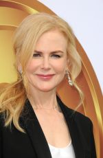 NICOLE KIDMAN at 5th Annual Gold Meets Golden in Los Angeles 01/06/2018