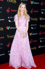 NICOLE KIDMAN at 7th AACTA International Awards in Los Angeles 01/05/2018