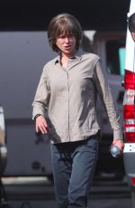 NICOLE KIDMAN on the Set of Destroyer in Culver City 01/27/2018