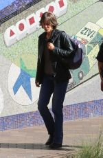 NICOLE KIDMAN on the Set of Destroyer in Los Angeles 01/13/2018