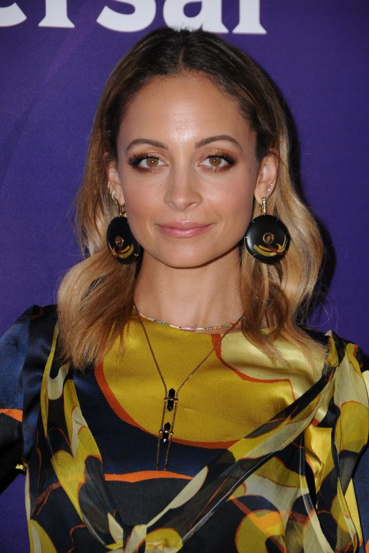 NICOLE RICHIE at NBC/Universal TCA Winter Press Tour in Los Angeles 01/09/2018