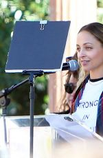 NICOLE RICHIE Speaks at 2018 Women