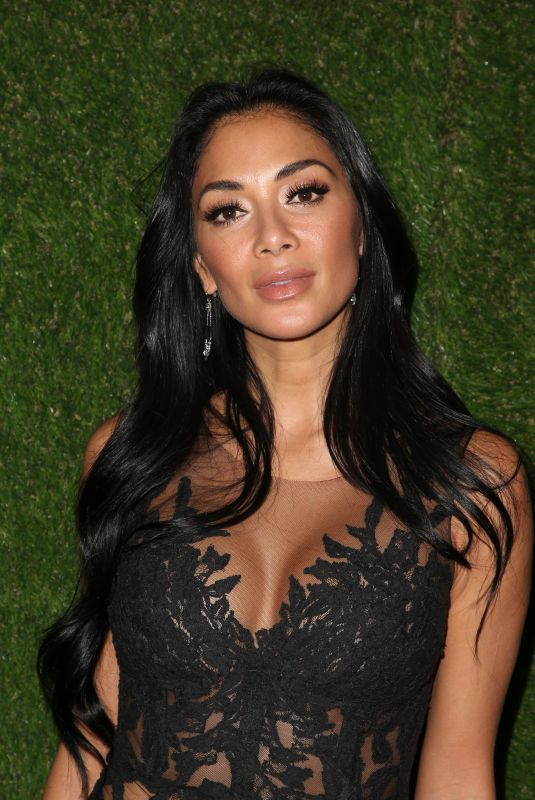 NICOLE SCHERZINGER at Golden Globe After-party in Los Angeles 01/07/2018