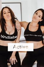 NIKKI and BRIE BELLA for Birdiebee Clothing