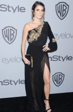 NIKKI REED at Instyle and Warner Bros Golden Globes After-party in Los Angeles 01/07/2018