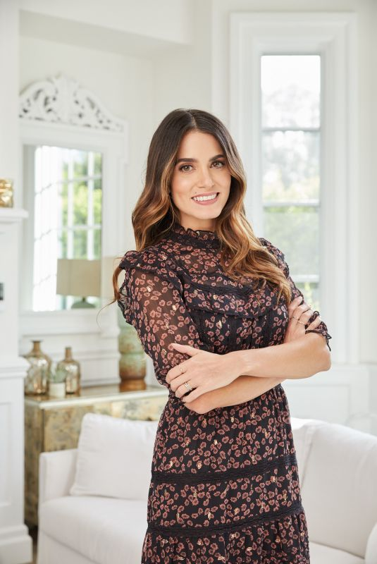 NIKKI REED in Marie Claire Magazine, January 2018