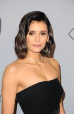 NINA DOBREV at Instyle and Warner Bros Golden Globes After-party in Los Angeles 01/07/2018