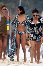 NINA DOBREV in Bikini on Holiday in Cabo San Lucas 01/19/2018