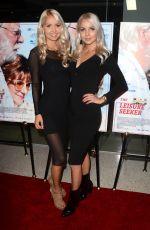 NITA and NINA BOMAN at The Leisure Seeker Premiere in Los Angeles 01/09/2018