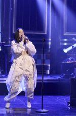 NOAH CYRUS and Alan Walker Performs All Falls Down at Tonight Show Starring Jimmy Fallon 01/11/2018