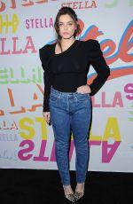 ODEYA RUSH at Stella McCartney Show in Hollywood 01/16/2018