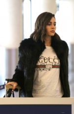 OLIVIA CULPO at LAX Airport in Los Angeles 01/19/2018