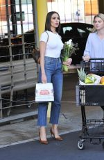 OLIVIA CULPO Leaves a Supermarket in Los Angeles 01/19/2018