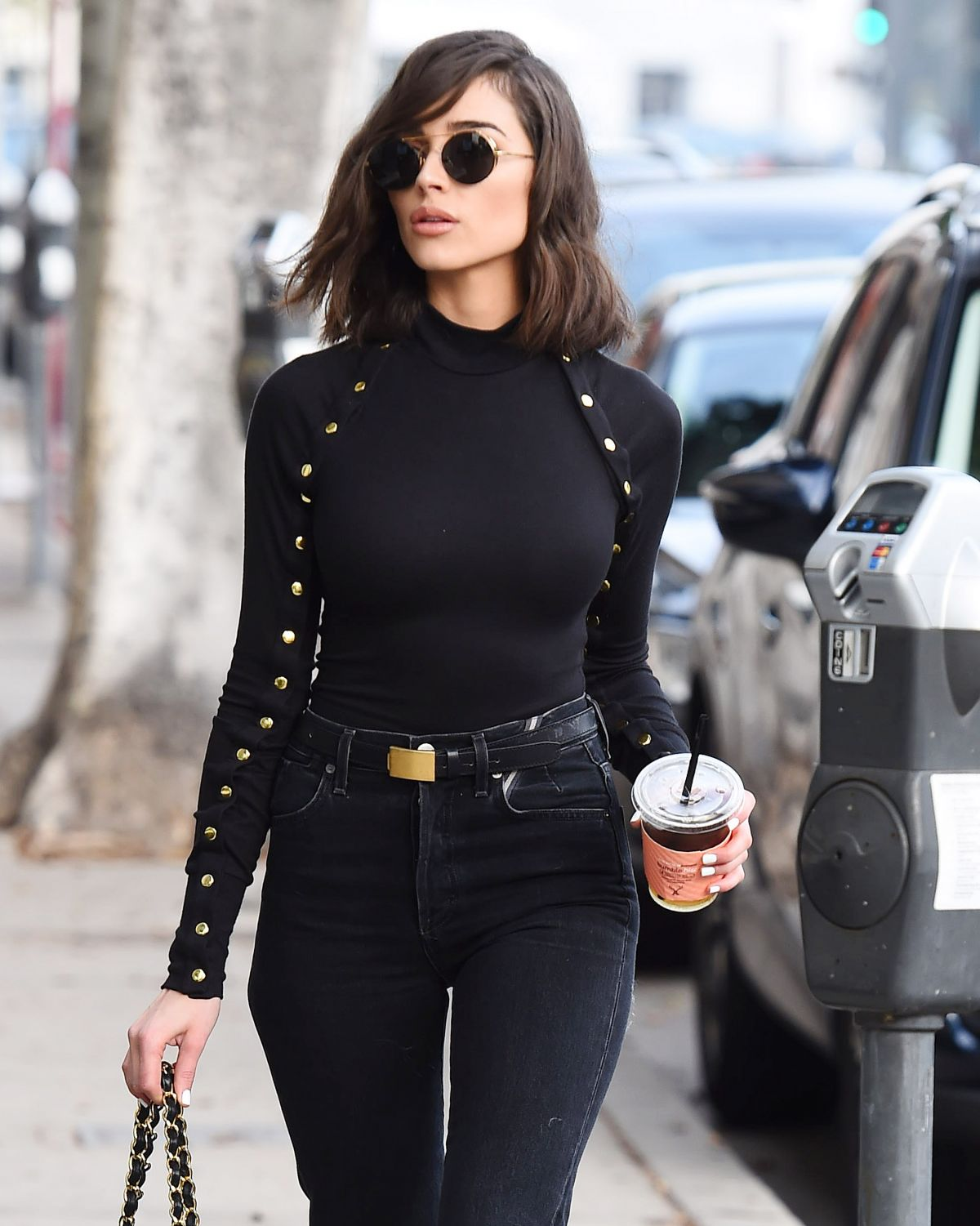 OLIVIA CULPO Out and About in Los Angeles 01/16/2018 – HawtCelebs