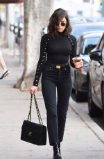 OLIVIA CULPO Out and About in Los Angeles 01/16/2018