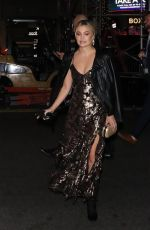 OLIVIA HOLT Arrives at Dolby Theatre in Hollywood 01/29/2018