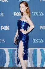 OLIVIA MACKLIN at Fox Winter All-star Party, TCA Winter Press Tour in Los Angeles 01/04/2018