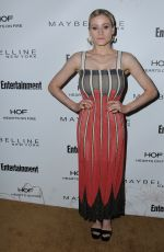 OLIVIA TAYLOR DUDLEY at Entertainment Weekly Pre-SAG Party in Los Angeles 01/20/2018