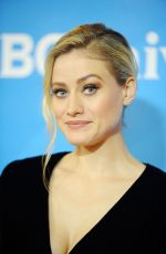 OLIVIA TAYLOR DUDLEY at NBC/Universal TCA Winter Press Tour in Los Angeles 01/09/2018