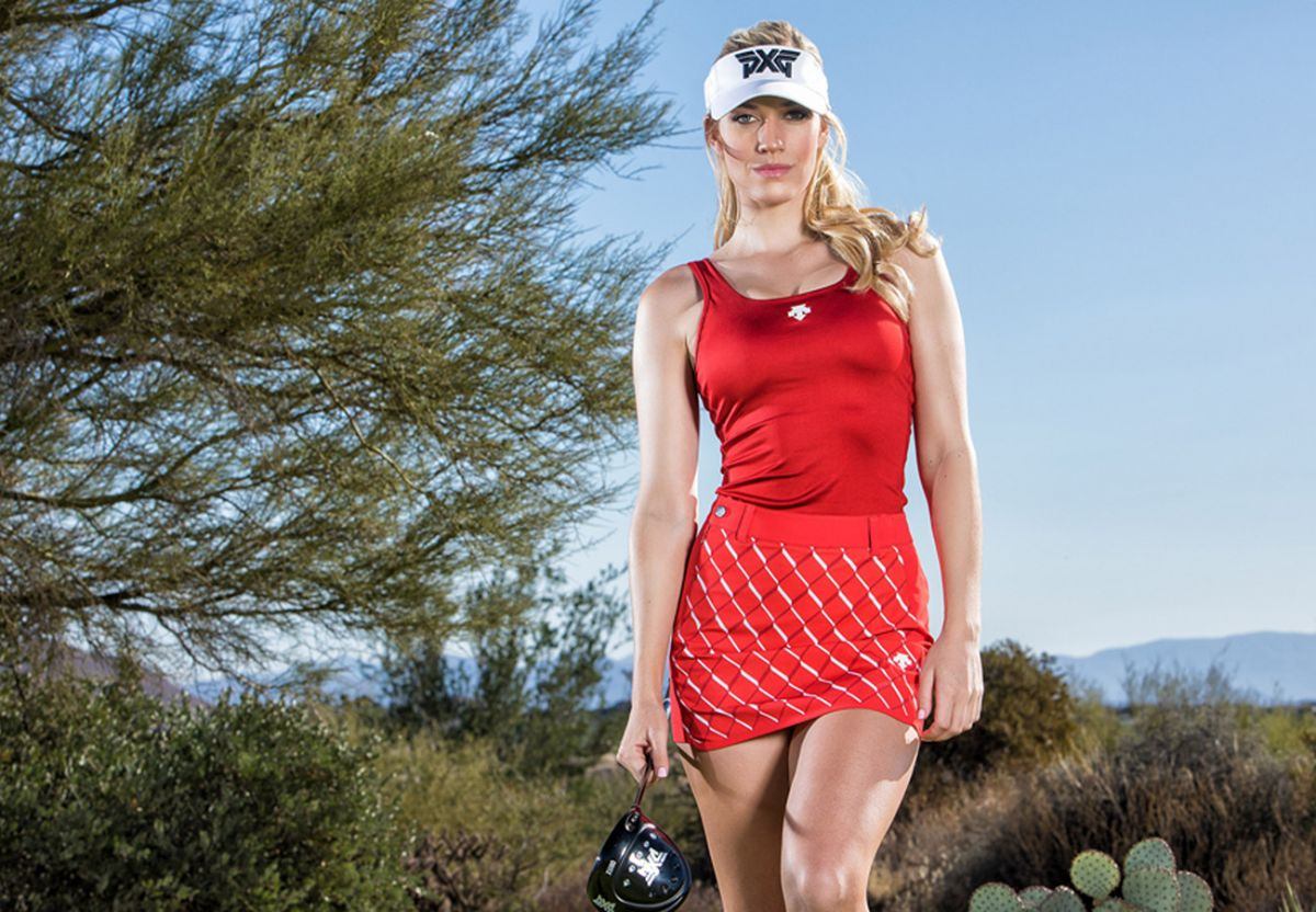 PAIGE SPIRANAC For Golf.com's Most Stylish People In Golf