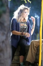 PARIS JACKSON Out and About in Los Angeles 01/26/2018