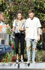 PARIS JACKSON Out and About in Woodland Hills 01/24/2018