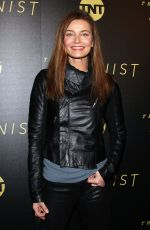 PAULINA PORIZKOVA at The Alienist Premiere in New York 01/16/2018