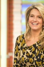 PENNY LANCASTER at Good Morning Britain Show in London 01/29/2018