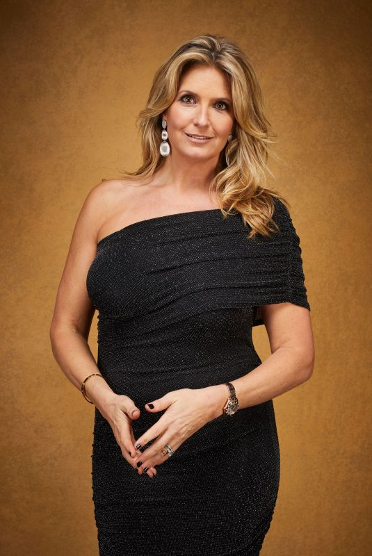 PENNY LANCASTER at National Television Awards in London 01/23/2018