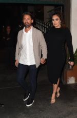 PETRA and TAMARA ECCLESTONE at Madeo Restaurant in West Hollywood 01/03/2018