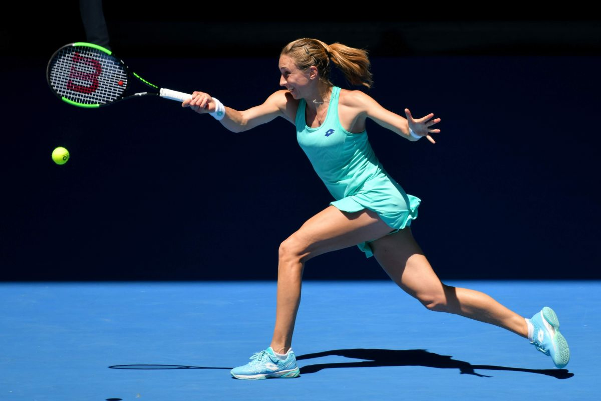 PETRA MARTIC at Australian Open Tennis Tournament in ...