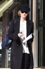 PHOEBE DYNEVOR Out and About in Malaga 01/12/2018