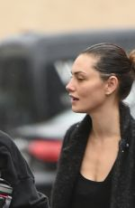 PHOEBE TONKIN Leaves a Gym in Los Angeles 01/09/2018
