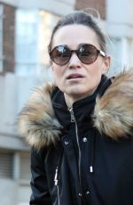 PIPPA MIDDLETON at a Bike Ride in West London 01/19/2018