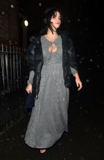 PIXIE GELDOF Arrives at Alexa Chung Clothing Range Collection Launch in London 01/30/2018