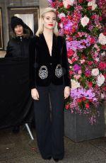 PIXIE LOTT at Schiaparelli Haute Couture Spring/Summer 2018 Show in Paris 01/22/2018