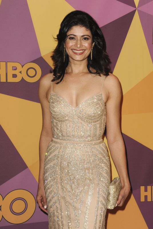 POOJA BATRA at HBO's Golden Globe Awards After-party in Los Angeles 01/07/2018
