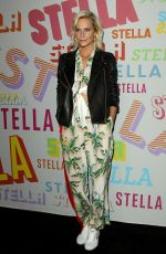 POPPY DELEVINGNE at Stella McCartney Show in Hollywood 01/16/2018