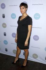 Pregnant CUSH JUMBO at 2018 Artios Awards in Los Angeles 01/18/2018