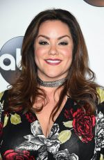 Pregnant KATY MIXON at ABC All-star Party at TCA Winter Press Tour in Los Angeles 01/08/2018