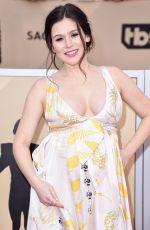 Pregnant YAEL STONE at Screen Actors Guild Awards 2018 in Los Angeles 01/21/2018