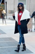 PRIYANKA CHOPRA Out and About in New York 01/25/2018